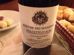 My new favorite dolcetto!