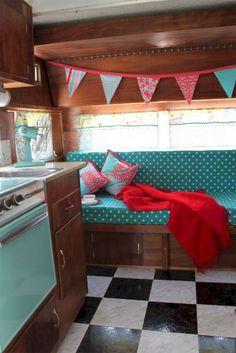 Best camper interior decoration ideas 20