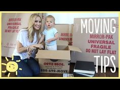 ▶ DIY | Must Have Moving Tips! - YouTube