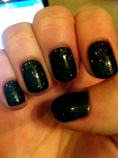 Jessica GELeration in Black Ice.