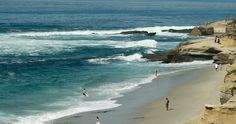 Known as the Jewel of San Diego, La Jolla offers stunning beaches plus great dining and shopping.