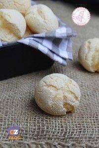 PANINI AL FORMAGGIO BRASILIANI pao de queijo