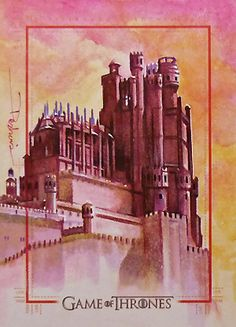 The Red Keep by DavidDeb on DeviantArt