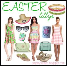 Easter Lillys (Pulitzer)