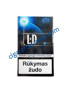 LD Select Fresh cigarettes