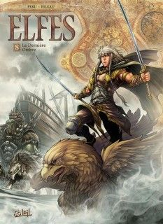 Elfes tome 8 - La Dernière Ombre