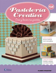 In this weeks issue of we show you how to use your new Nozzle to make Seashore Decorate square cakes with nursery motifs, ideal for a All this plus a new Five-Hole Nozzle! Cake Decorating Magazine, Chandelier Cake, Cake Piping, Square Cakes, Beautiful Cakes, Cupcake Cakes, Food And Drink, Cookies, Birthday