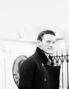 Welcome to luke-evans.tumblr.com! : Photo
