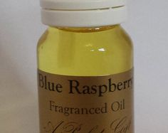 Blue Raspberry Fragrance Burning Oil 10ml - Edit Listing - Etsy