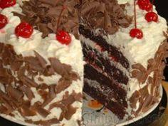 Black forest cake, Recipe Petitchef