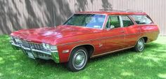 1968 Chevrolet Impala Maintenance/restoration of old/vintage vehicles: the material for new cogs/casters/gears/pads could be cast polyamide which I (Cast polyamide) can produce. My contact: tatjana.alic@windowslive.com