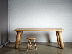 Big Foot table by Daast