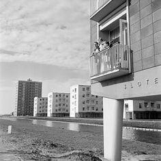 Cas Oorthuys/ Slotervaart Amsterdam West 1950-1960