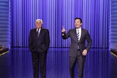 Jay Leno Returns to Tonight Show With Barbs for Both Sides of the Aisle