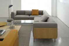 canap d 39 angle l sofa giulio marelli giulio marelli furniture pinterest. Black Bedroom Furniture Sets. Home Design Ideas
