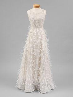 Vintage dress, Oscar de la Renta