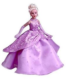 Evening-Gala-Tiny-Kitty-Collier-10-Dressed-Doll-Tonner-Lilac-Gown-Box-Stand