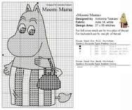 moomin knitting pattern - Google 検索