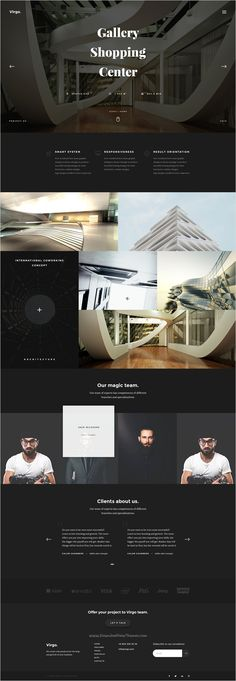 Design Portfolio Architecture Interiors New Ideas Pag Web, Beautiful Website Design, Minimal Web Design, Graphic Design, Best Landing Pages, Creative Web Design, Homepage Design, 404 Page, Design Strategy