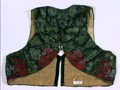 DigitaltMuseum - Livstykke Harem Pants, Peplum, Vest, Costumes, Embroidery, Folklore, Norway, Tops, Women