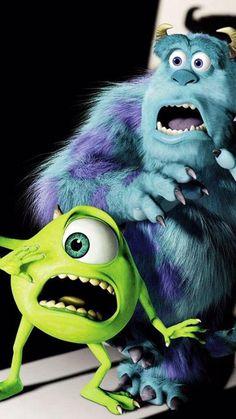 Imagen de monsters, monsters inc, and monster inc
