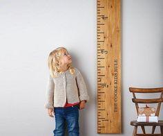 Wooden Ruler Height Chart %u2013 $66