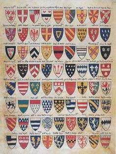 For this heraldic display, I will be using green and blue, since they are the colours on my SCA registered device. I will highlight with bro...