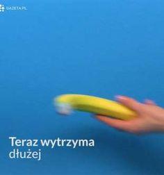 Co zrobić, aby banany tak szybko nie dojrzewały? Poznaj 3 nietypowe zastosowania... - Gazeta.pl