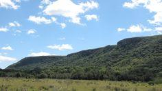 Valle del Lunarejo y sus cerros.