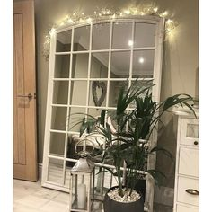 Bollin - Vintage White Arched Full Length Window Mirror x x Title Arched Window Mirror, Faux Window, Mirror Panels, Arched Windows, Wood Mirror, Industrial Mirrors, Industrial Style, Extra Large Mirrors, Shabby Chic Mirror