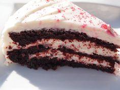 Gluten Free Desserts made Delicious: Gluten Free Red Velvet Cake