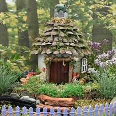 Diy Fairy Garden Ideas Homemade 20
