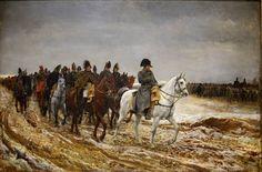 Campagne de France (1864) Ernest Meissonier