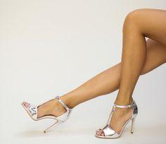 Sandale Maroka Argintii Sandals