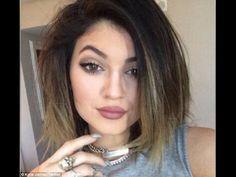 Maquillaje natural inspirado en Kylie Jenner, las menores de las kardashians. Un look muy natural añadiendo un poco de glamour y sofisticación con las pestañ...