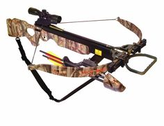Fletcher Andersons - Arrow Precision Inferno Wildfire II Crossbow Package #Sales $443.75 #Archery #Hunting #Outdoors #Prepper #Crossbow (http://www.fletcherandersons.com/products/arrow-precision-inferno-wildfire-ii-crossbow-package.html)