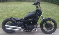 yamaha virago 250 bobber kit - Google Search
