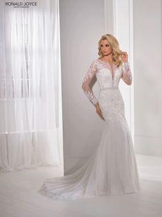 e186ee966c Ronald Joyce Archives - Pure Brides. Ronald Joyce Wedding DressesFit ...