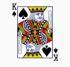 Camiseta King Of Spades
