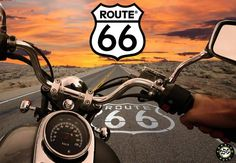 Route 66 Sign, Route 66 Road Trip, Route 66 Attractions, Harley Davidson, Man Cave Posters, Highway To Hell, Vintage Tin Signs, Machine Photo, Hiking Photography