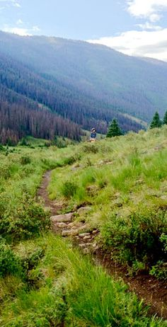 A great list of hiking trails in the South Fork area of Colorado. This is part of the San Luis Valley where you can find the National Sand Dunes Park just north east of Alamosa, CO - Use Google Maps. Foursquares sucks. I wish Pinterest would switch to Google Maps