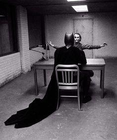 The Dark Knight (Batman: o cavaleiro das trevas)