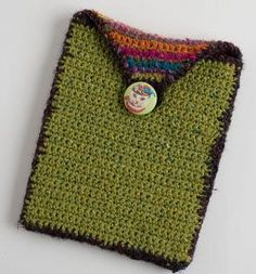 A Pattern for Your Own iCozy - Marcy Smith's Blog - Crochet Me