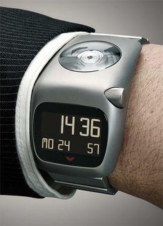 Ventura Sparc Sigma W70 Watch on Watchismo.com