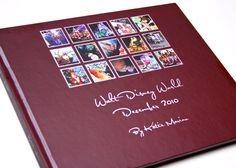 How to create a custom Disney photo book using Blurb & Photoshop