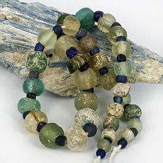 Ancient Glass Bead Collection