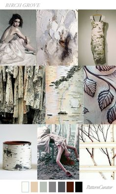 TREND_BIRCH GROVE by PatternCurator | Saved by Gabby Fincham |