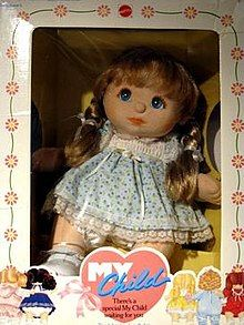 Resultado de imagen para my child doll passo a passo