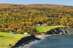 A tour around Cape Breton is an iconic Canadian road trip © Barrett & MacKay / All Canada Photos / Getty Beautiful Islands, Beautiful Places, Amazing Places, Cap Breton, Atlantic Canada, Small Island, Travel And Leisure, Places Around The World, Small Towns