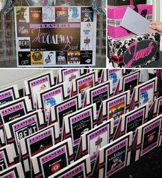 Be the Star of Your Broadway-Themed Mitzvah Party! Broadway Party, Broadway Wedding, Bat Mitzvah Centerpieces, Party Centerpieces, Bat Mitzvah Party, Bar Mitzvah, Bat Mitzvah Invitations, Party Invitations, Sweet 16 Parties